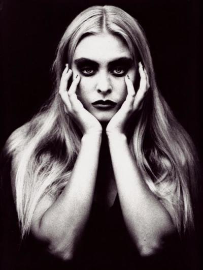 Madonna foto Louise Storm